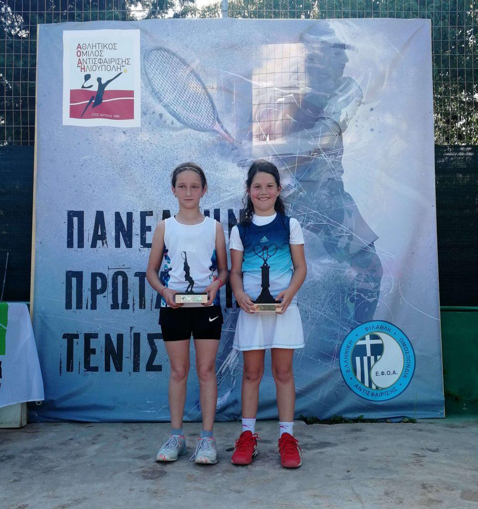 05466962240 Οι νικητές στο Πανελλήνιο πρωτάθλημα: Αγόρια/Κορίτσια 14 & 10 ετών ...