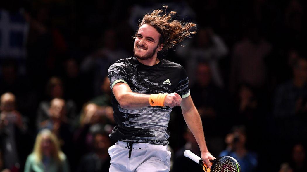 ΣΤΟΝ ΤΕΛΙΚΟ ΤΟΥ ATP Finals Ο ΤΕΡΑΣΤΙΟΣ ΤΣΙΤΣΙΠΑΣ! - VIDEO   Tennis24